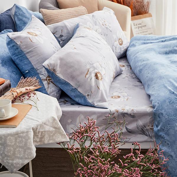 床包兩用被組 / 雙人加大【絲諾】含兩件枕套 100%天絲 戀家小舖台灣製AAU315
