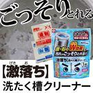 [霜兔小舖]日本製 LEC激落君 洗衣槽清潔劑 洗衣槽專用清潔劑 粉+液雙效合一