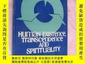 二手書博民逛書店Human罕見Existence, Transcendence