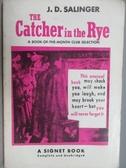 【書寶二手書T2/原文小說_MOE】The Catcher in the Bye
