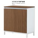 【UHO】艾美爾系統2.8尺雙門餐櫃 免運費 HO18-732-3