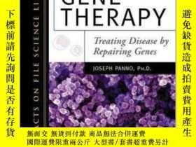 二手書博民逛書店Gene罕見Therapy: Treating Disease by Repairing Genes-基因治療:通