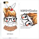 3D 客製 手繪 清新 包頭 兔兔 iPhone 6 6S Plus 5 5S SE S6 S7 M9 M9+ A9 626 zenfone2 C5 Z5 Z5P M5 G5 G4 J7 手機殼