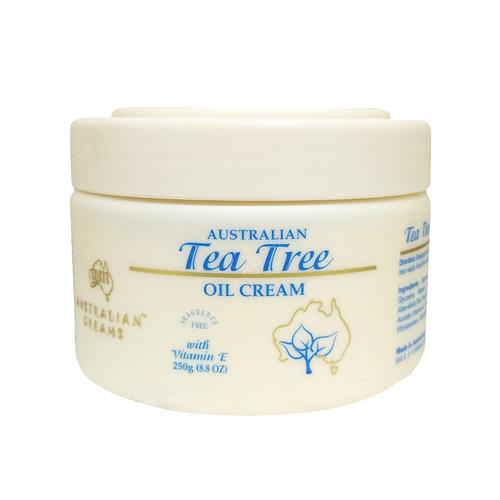 澳洲G&M 茶樹精油平衡霜 Tea Tree Oil Cream250g
