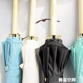 日系直柄韓國超大號森系復古16骨大雨傘長柄加固款學生創意女神傘 創意空間 NMS