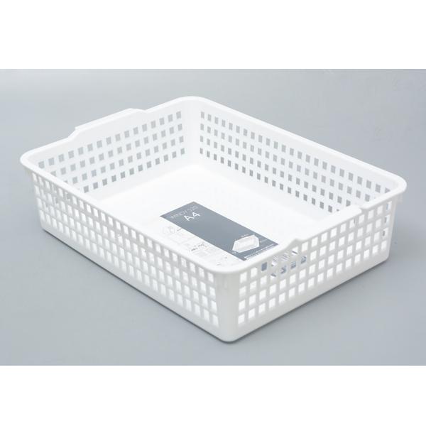 日本製【Inomata】Windy A4整理盒W /4520