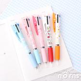 日貨Uni Jetstream三色溜溜筆Sanrio v3- Norns 日本三麗鷗 原子筆 油性筆