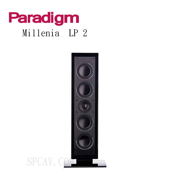 【勝豐群音響竹北】Paradigm Millenia  LP2  平面喇叭 (支)