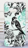 ♥ 俏魔女美人館 ♥ HTC Butterfly 2{ 鳥語花香*水晶硬殼 }手機殼 手機套 保護殼 保護套