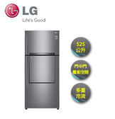 LG 525L 上下雙門 直驅變頻冰箱 星辰銀 GN-DL567SV