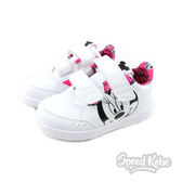 Adidas Disney Minnie 米妮 白粉紅 小童 黏帶  BY2644  ☆SP☆