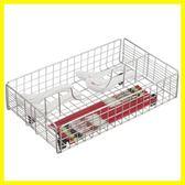 和興304不銹鋼筷子盒廚房餐具收納盒家用消毒碗柜瀝水籠筷筒架