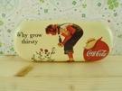 【震撼精品百貨】可口可樂_Coca Cola~眼鏡盒ㄧ米玫瑰