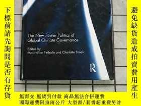 二手書博民逛書店The罕見New Power Politics of Global Climate Governance 進口原版
