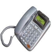 三洋 SANYO 來電顯示有線電話 TEL-805  銀