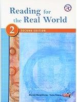 二手書博民逛書店《Reading for the Real World (Rea