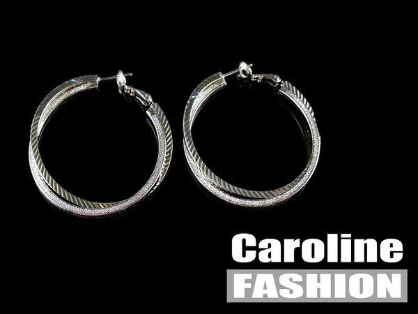 《Caroline》★奧地利施華洛世奇水晶時尚耳環17725