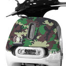 GOGORO 2面板貼 《潮酷文創》創意保護貼 獨特車貼 車膜 /  GR2050-奇襲