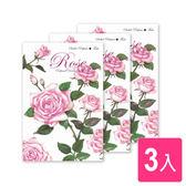 【AXIS 艾克思】TASTE玫瑰花香氛包-大_3入組