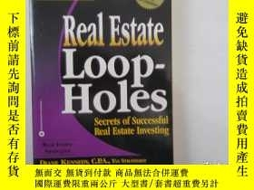二手書博民逛書店Real罕見Estate Loop-HoIesY172244
