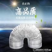 換氣扇鋁箔管排氣管 伸縮排氣扇排風管 通風管各種尺寸 圖拉斯3C百貨
