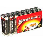 永備黑貓碳鋅電池AAA 4號電池16入