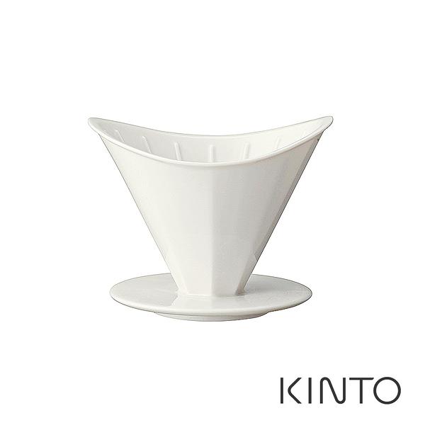日本KINTO OCT八角陶瓷濾杯-4杯量