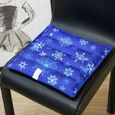 涼墊 冰墊水墊夏天辦公室椅墊水坐墊學生降溫冰墊冰涼墊汽車涼坐墊水袋 5色