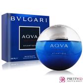 BVLGARI 寶格麗 勁藍水能量男性淡香水(100ml)【美麗購】