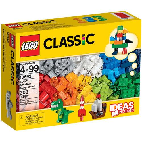 樂高積木LEGO《 LT10693 》Classic 經典基本顆粒系列 - 創意桶 ╭★ JOYBUS玩具百貨