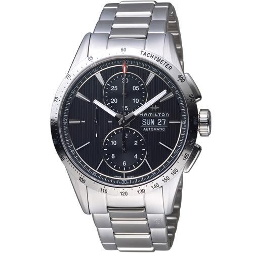 HAMILTON漢米爾頓  Broadway Auto Chrono百老匯計時腕錶   H43516131