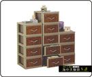 {{ 海中天休閒傢俱廣場 }} B-99  摩登時尚 抽屜整理櫃系列 QXL30 核桃木三層櫃
