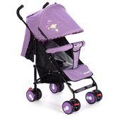 【新年鉅惠】 寶寶嬰兒童四輪推車簡易超輕便推車折疊手推車冬夏兩用可坐躺駝背