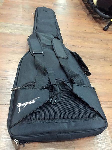 凱傑樂器 Ibanez  電貝斯 厚袋 雙肩背袋
