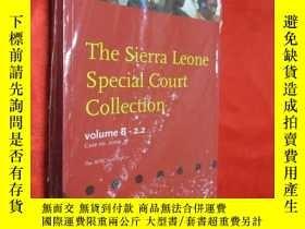 二手書博民逛書店The罕見Sierra Leone Special Court