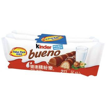 健達繽紛樂巧克力43g-3入 (2020新版)【合迷雅好物超級商城】