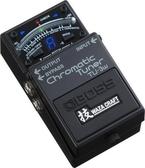 ☆ 唐尼樂器︵☆全新 BOSS TU-3W WAZA 技系列 吉他 Bass 地板式 調音器 效果器 TU3W