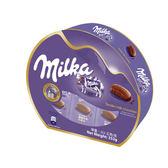 MILKA融情牛奶巧克力252g【愛買】