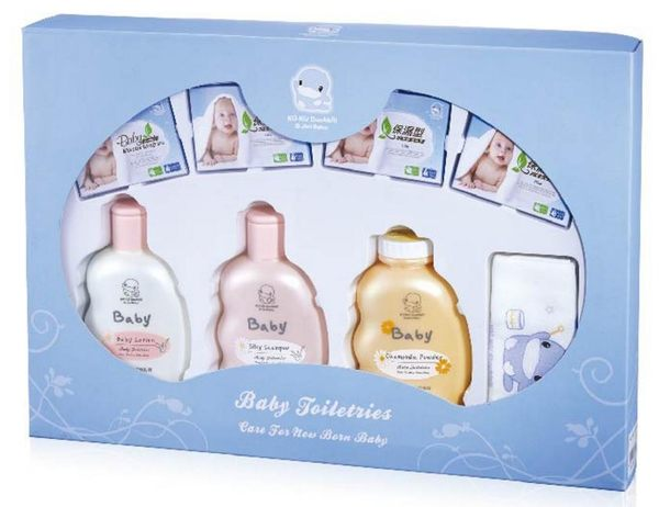 KUKU 酷咕鴨 嬰兒沐浴禮盒 KU1061