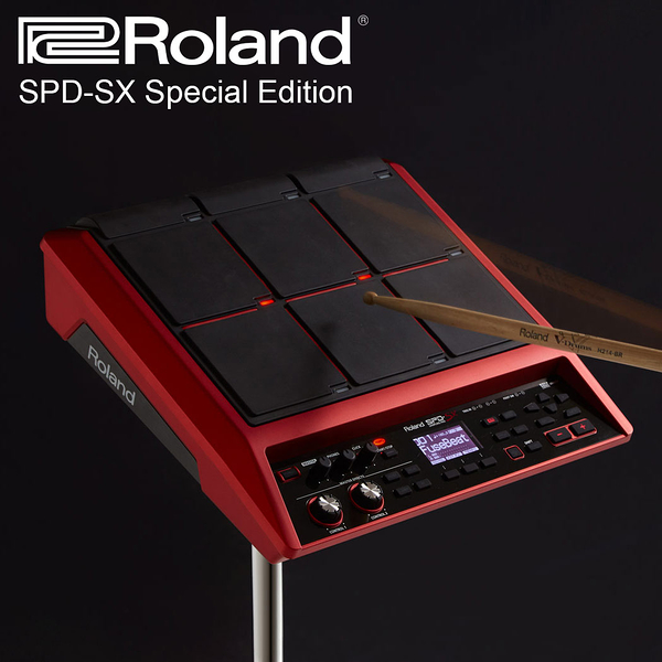 小叮噹的店- Roland 樂蘭 SPD-SX Special Edition 取樣打擊板