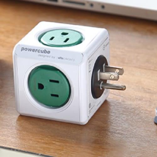 下殺79折 ▎荷蘭PowerCube 擴充插座|自動斷電保護 插座不打架 檢驗合格 原廠貨