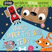 What's Under The Bed,Ted? 有什麼東西在床底下嗎? 神奇透光書