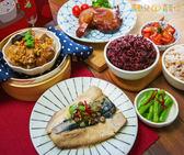喜憨兒簡單廚房『海陸雙人組合餐』