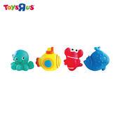玩具反斗城  BRU 小熊寶雲 海底世界洗澡玩具