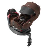 Aprica Fladea grow HIDX 旅程系列 平躺型嬰幼兒汽車安全臥床椅 BR日初橙紅