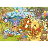 【P2 拼圖】Winnie The Pooh 花果森林拼圖520片 HPD0520-073