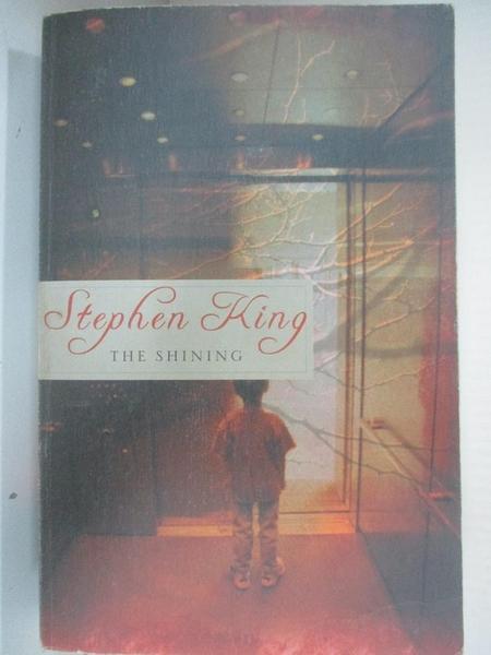 【書寶二手書T1/原文小說_BUI】The Shining_Stephen King