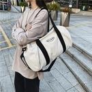 旅行袋 短途出差旅行包袋男手提行李包簡約運動健身包女中小容量輕便學生【快速出貨八折搶購】