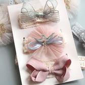 頭飾 新款嬰兒發帶禮盒韓國設計女寶寶時尚發箍發飾新生兒拍照打扮頭飾