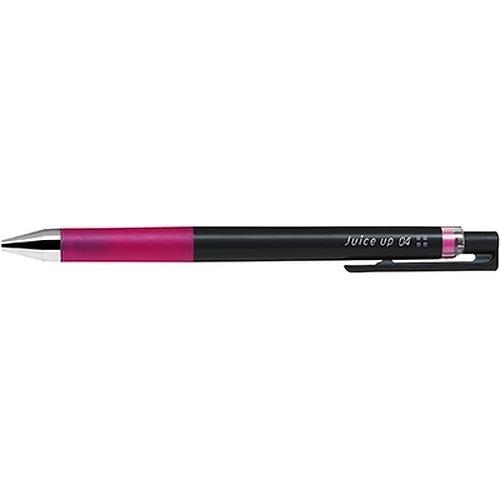 《享亮商城》LJP-20S4-P 粉紅色 0.4mm Juice up 超級果汁筆 PILOT